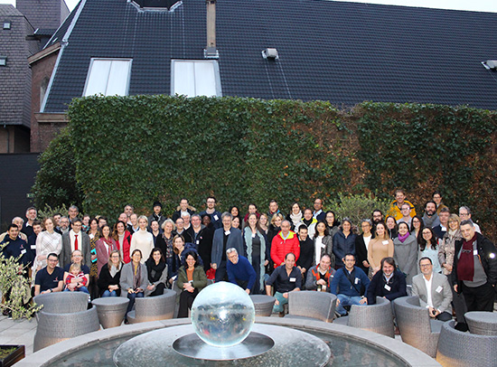 THE DIAMONDS CONSORTIUM MET IN CENTRAL BRUSSELS